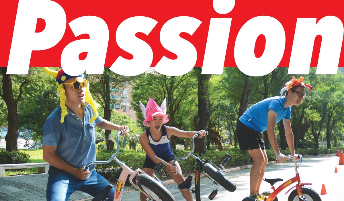 Team Tw Teambuilding Taiwan Taipei Tricycle1 Passion